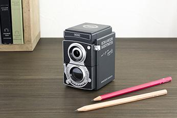 コヒノールカメラ型鉛筆削り